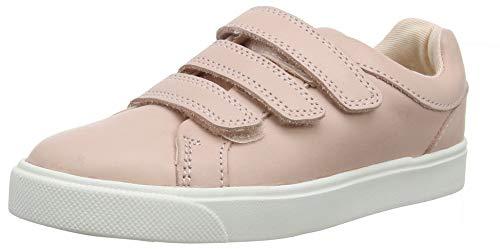 Clarks City Oasislo K, Scarpe da Ginnastica Basse Bambino, Rosa (Pink Pink), 33 EU