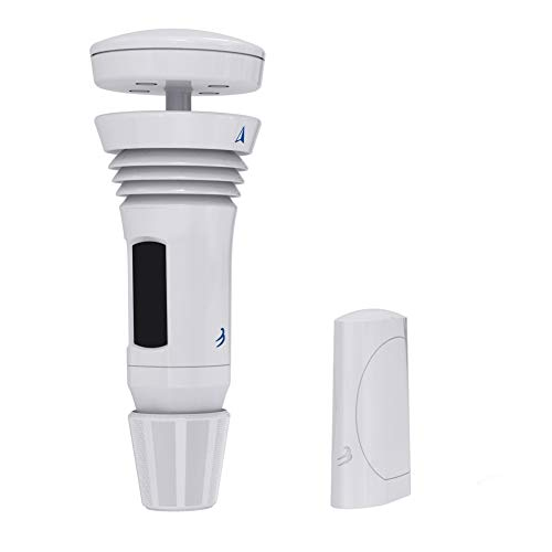 Tempest Weather System with Built-in Wind Meter, Rain Gauge, and Accurate Weather Forecasts, Wireless, App and Alexa Enabled