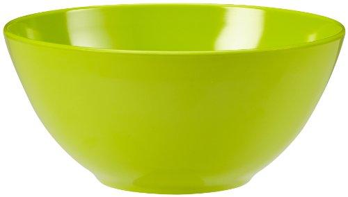zak! Designs 0204-9411E BBQ Salat-/Müslischale 16 cm grün