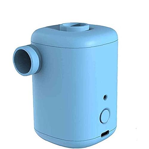 Pompe elettriche, pompa d'aria gonfiabile con 3 ugelli, pompa elettrica a riempimento rapido, per barca d'aria, anello di nuoto, giocattoli da piscina, sport da campeggio, materassino per zattera