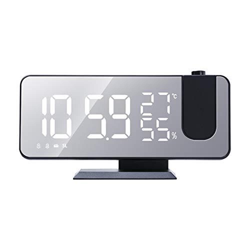 Reloj Despertador Digital,Proyección Reloj Despertador,...
