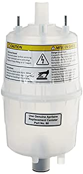 Aprilaire 80 Replacement Canister for Aprilaire Steam Humidifier Models 800 and 865  Pack of 1   Silver