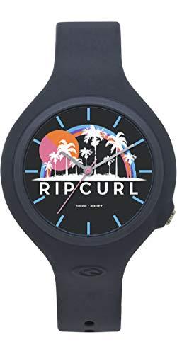 RIP CURL Reloj para Mujer Aurora Surf Paradise Pink - Ligero, Resistente al Agua y Resistente a Las Salpicaduras