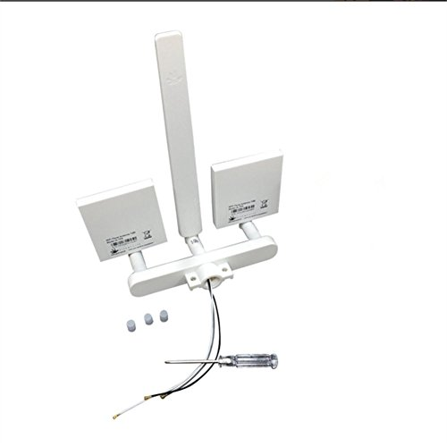 WiFi Signal Range Extender Antenna Kit 10 dBi Omni by XmiPbs for DJI Phantom 3 Standard