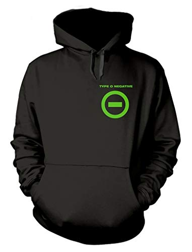 Type O Negative 'Express Yourself' (Black) Pull Over Hoodie (x-Large)