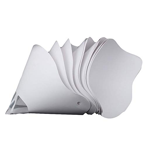 ROKOO 10 Stks Disposable Thicken Paper Filter Funnel voor Anycubic Photon SLA UV 3D Printer Accessoires