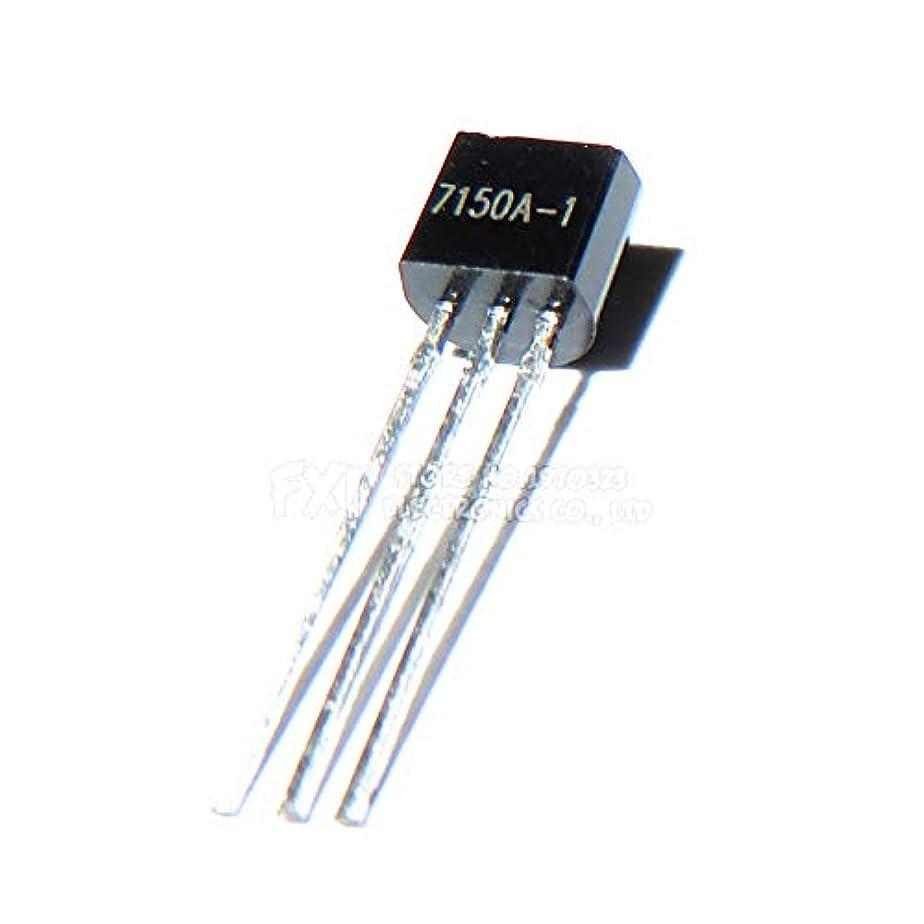 影響軌道サイレン10 ピース HT7150-1 HT7150A-1 に 92 TO92 HT7150 7150-A トランジスタ new オリジナル