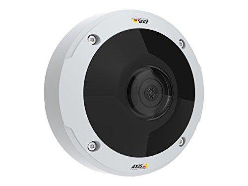 Axis M3057-PLVE IP-Sicherheitskamera Innen & Außen Kuppel Schwarz, Weiß 2560 x 960 Pixel - Sicherheitskameras (IP-Sicherheitskamera, Innen & Außen, Kuppel, Schwarz, Weiß, Wand, Vandalensicher)