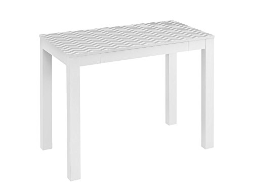 Price comparison product image Ameriwood Home Parsons Desk with Drawer