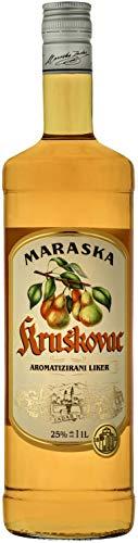 Kruskovac Maraska 1.0l Birnenlikör