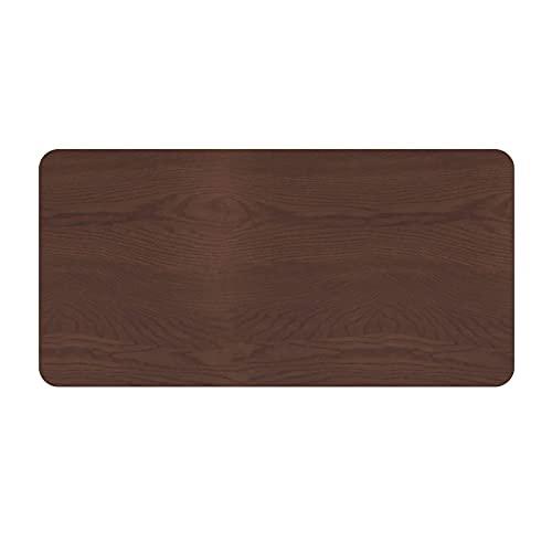 SpassWay TP Series - Tablero estable de mesa de 2,5 cm de grosor - DIY Escritorio de oficina, tablero de madera de densidad media, resistente al agua, 120 x 60 cm