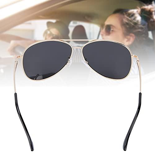 LAJS Gafas de Sol, bloquean eficazmente la Fuerte Resistencia a la luz Gafas Ultravioleta Anti-UV diarias para la Playa