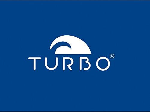 Turbo - Bañador Sinchro SINCRO Profesional Señora, Traje de Baño de Natacion Entrenamiento Competicion, Tira Estrecha Doble Capa (M/32)