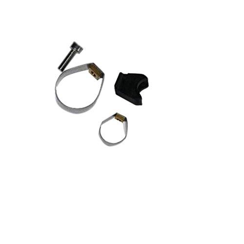 KLICKfix Zubehör Contour Adapter, Schwarz, One Size