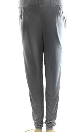 Emporio Armani Underwear Damen Schlafanzughose 1638687P261, Grau (Gelo 14741), 36 (Herstellergröße: S)