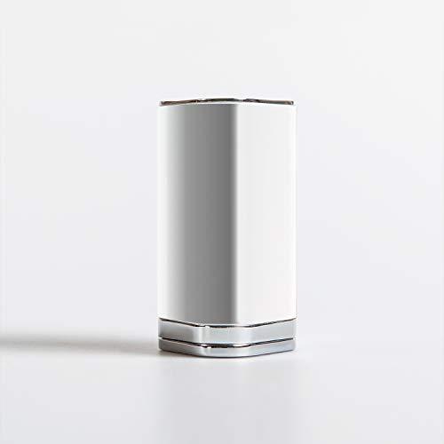 atFoliX Skin kompatibel mit Uwell Valyrian II, Designfolie Sticker (FX-Gloss-Diamond-Pink), Reflektierend/Glänzend