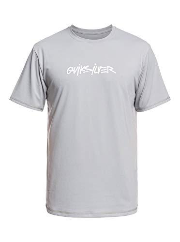 Quiksilver - Limited Camiseta de Surf de Manga Corta con Protección Solar...