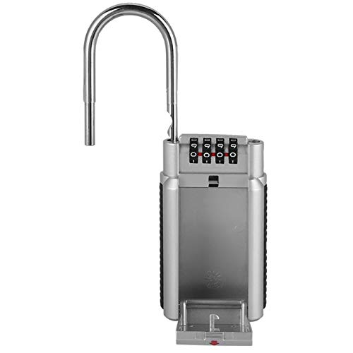 Jingyig Caja de Bloqueo de contraseña, Caja de Bloqueo de Llave, Control de Acceso por inducción Antirrobo Inteligente para hoteles Fábricas