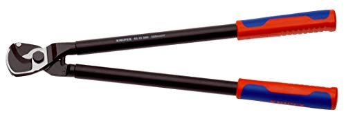 KNIPEX Kabelschere (500 mm) 95 12 500, Mehrfarbig