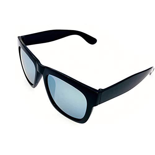 YUHANGH Gafas de Sol cuadradas Grandes Planas para Mujer Gafas de Sol clásicas graduadas Gafas Unisex Retro para Hombres UV400