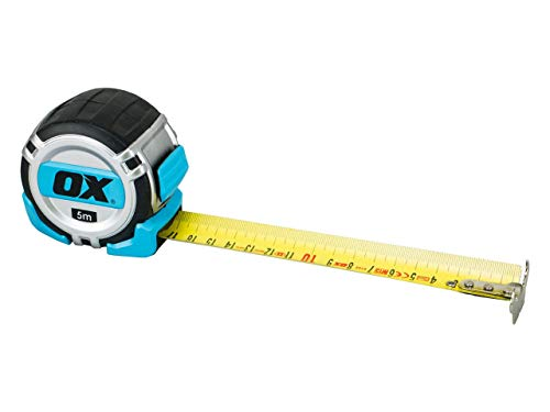 OX Tools OX-P028905 Pro Metric only 5m Tape Measure
