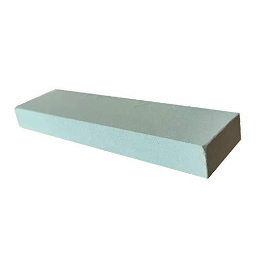 Gazechimp Piedra Plana Aplanadora Profesional para Afilador de Cuchillos de Piedra de Afilar 10cm