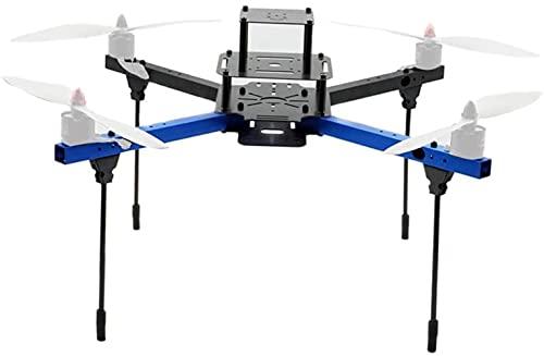 DNKKQ Kit Telaio aeronautico in Alluminio Leggero da 450 mm F450 per quadricottero Drone FPV, Supporto eliche da 11 12 Pollici, Accessori di Ricambio RC Stabilità