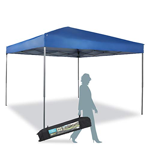 Pop Up Canopy 10'x 10' Outdoor Canopy UV Protection Easy