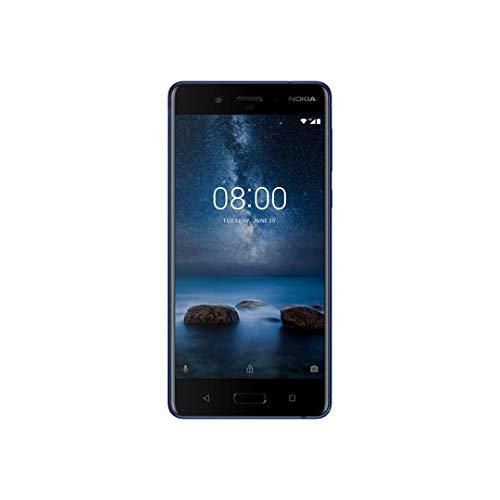 Nokia 8 SIM-Free Smartphone - Te...