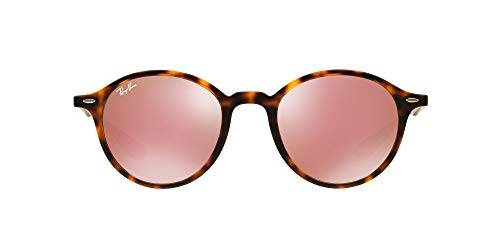 Ray-Ban 0Rb4237 894/Z2 50 Montures de Lunettes, Marron (Matte/Light Brownnk), Mixte Adulte