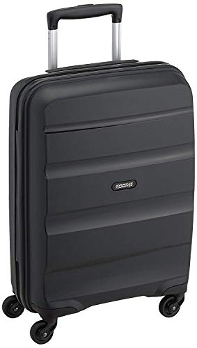 American Tourister Bon Air Spinner Hand Luggage 55 cm, 32 L, Black