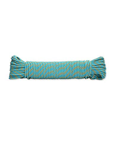 LLluckyHW Cuerda Trenzada, Cuerda de tensión Extra Grande, Cuerda de Fibra de polímero, producción de Muebles de Bricolaje, Cuerda de Almacenamiento, Cuerda de decoración de Muebles (Color : C30M)