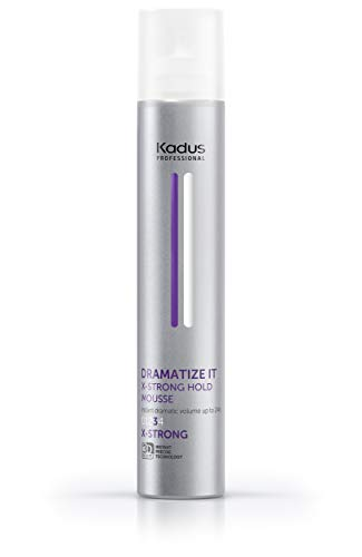 Kadus Dramatize It Extra Strong Hold Mousse 500ml