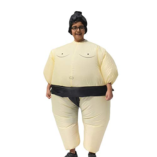 ALEKO ICP08 Halloween Inflatable Party Costume - Sumo Wrestler - Child...