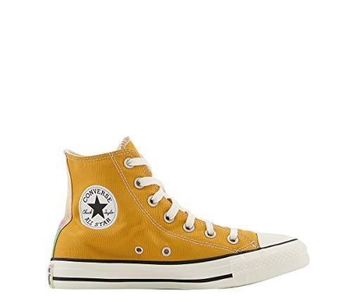 Converse All Star - Zapatillas, color Amarillo, talla 7 UK