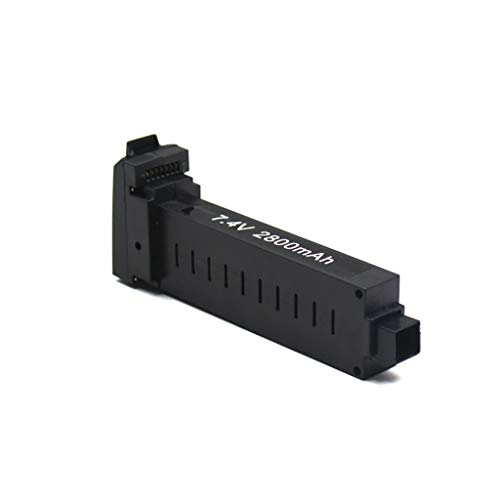 Janly 1 STÜCK Wiederaufladbare Hohe kapazität 7,4 V 2800 mAh Batterie, USB Ladekabel Batterie...