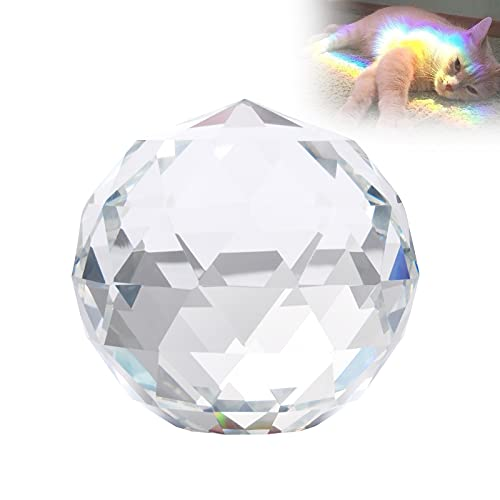 Bolas de Cristal Prismas, Prisma Fotografia,Prisma Optico Cristal,Artefacto de Captura de Luz,...