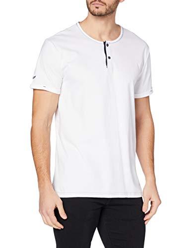 Trigema Herren 6392041 T-Shirt, Weiß (Weiss-C2C 501), Medium