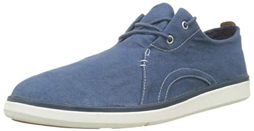 Timberland Gateway Pier Casual, Zapatos de Cordones Oxford Hombre, Azul Navy Canvas,...