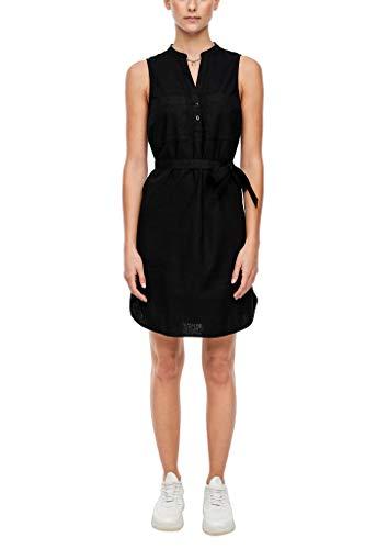 Q/S designed by - s.Oliver Damen 510.10.006.20.200.2039237 Lässiges Kleid, 9999, 40