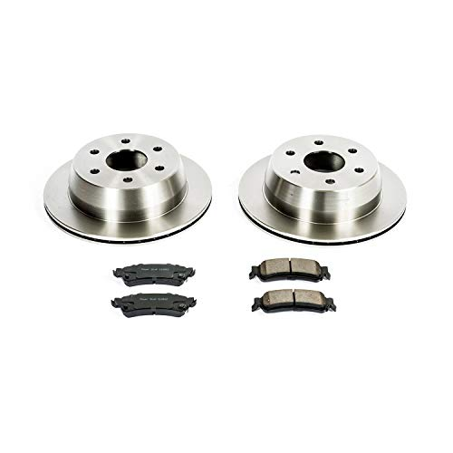Autospecialty KOE4873 1-Click OE Replacement Brake Kit