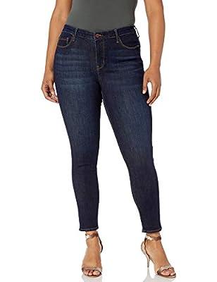 Sanctuary Women's Social Standard Skinny Jean, Bluestone, 27