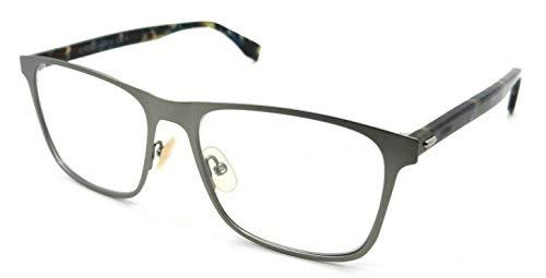 FENDI FF M0010 R81 55 Gafas de sol, Gris (Smtt Ruthen), Hombre