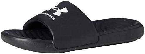 Under Armour Women s Ansa Fix Slide Sandal Black 004 Black 8 product image