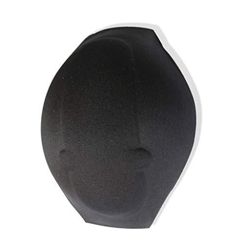 S-TROUBLE Men Briefs Pad Badehose Spezielle Front Spong Schwammeinsatz U-Form Ausbuchtung Beutel Cup Enhancing Foam Pads Abnehmbare Schwarz Weiß