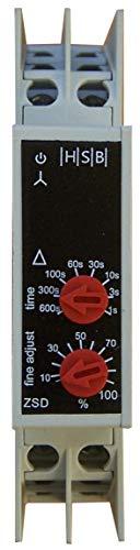 HSB Industrieelektronik 15.001.00.001 Thermistorschutzrelais STH 230V