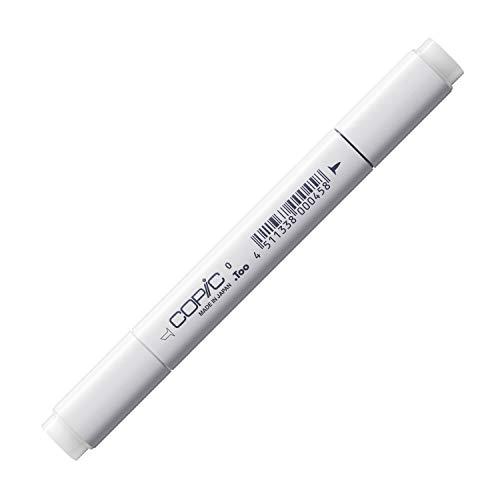 COPIC Classic Marker Typ - 0, Blender, professioneller Layoutmarker, alkoholbasiert, mit einer breiten und einer feinen Spitze