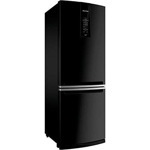 Geladeira Brastemp Frost Free Inverse 460 litros Preto com Freeze Control Advanced 110V