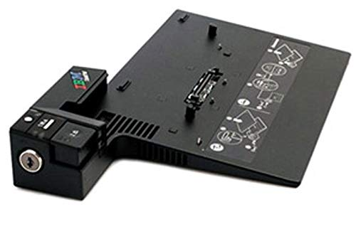 Lenovo 2504 Dockingstation Replikator für ThinkPad R60 - R61 - R61i - R400 - R500 - T60 - T60p - T61 - T400 - T500 - W500 - Z60m - Z60t - Z61m - Z61t