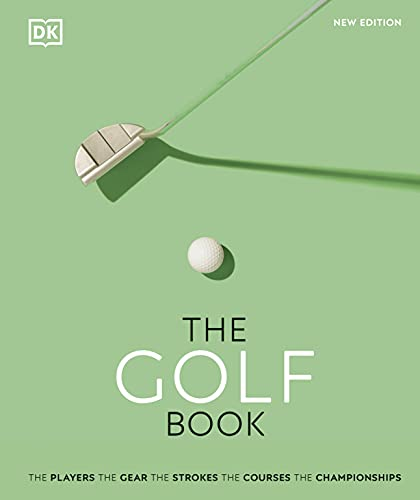 Compare Textbook Prices for The Golf Book  ISBN 9780744036695 by DK